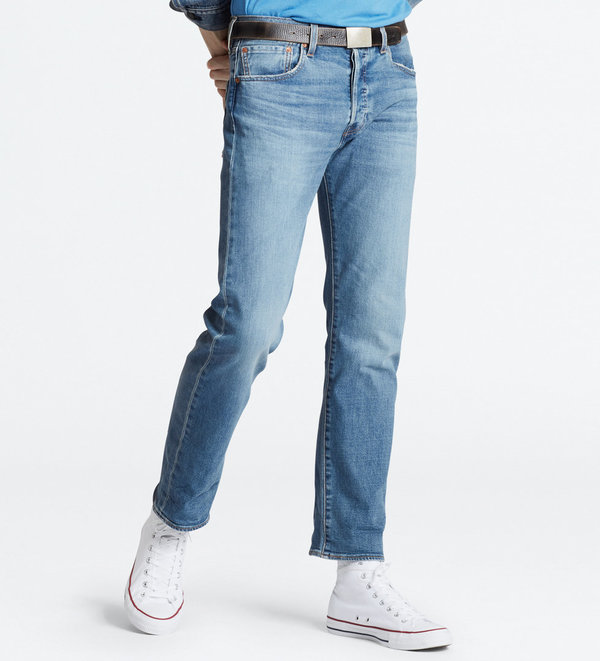 LEVI'S Jeans 501 Original Fit - Ironwood