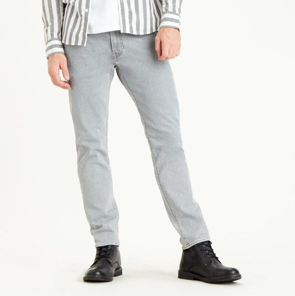 LEVI'S 512 Slim Taper - Steel Grey