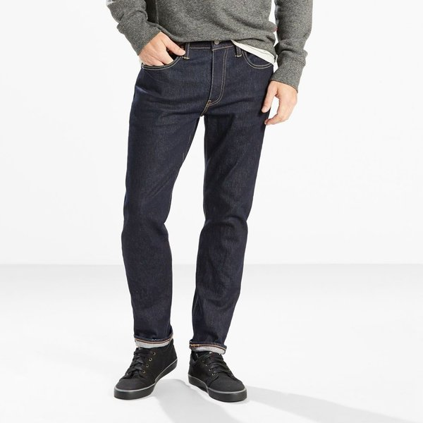 LEVI'S 502 Regular Taper - Chain Rinse