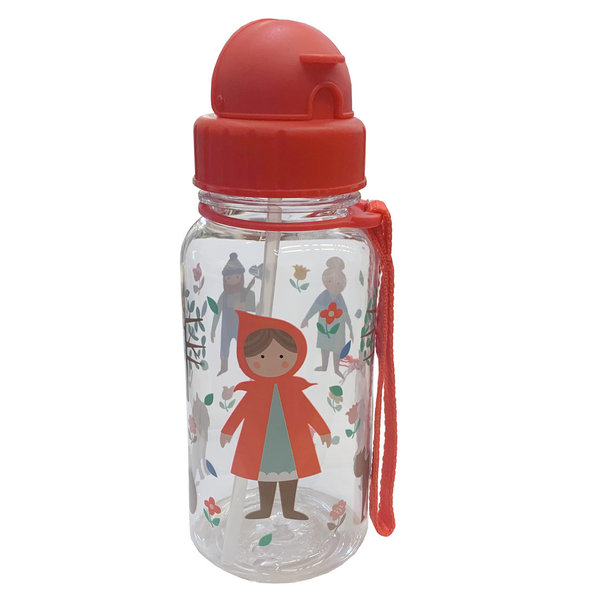 Wasserflasche 'Little Red Riding Hood'